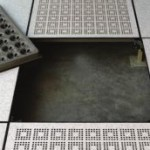 Perforated Access Floor Panels